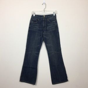 7 for all Mankind A Pocket Denim Jeans Sz 27